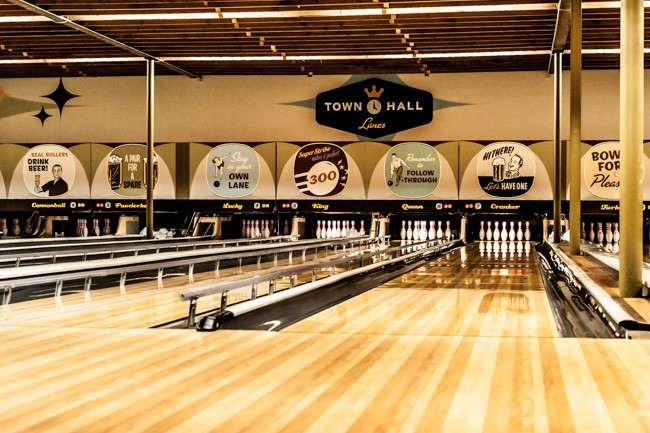 Town Hall Lanes Brewery