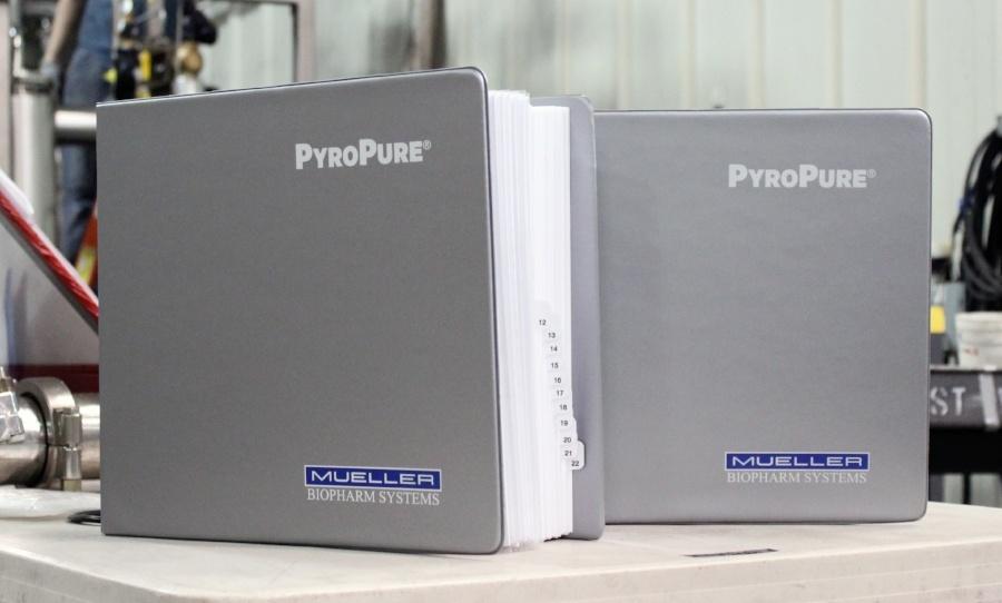Pharmaceutical Equipment Turn Over Package Documentation