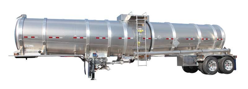 8400 gallon tank trailer