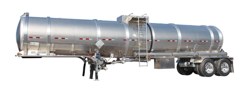 9240 gallon tank trailer
